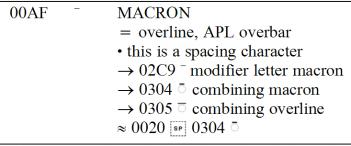Understanding Unicode™ - I